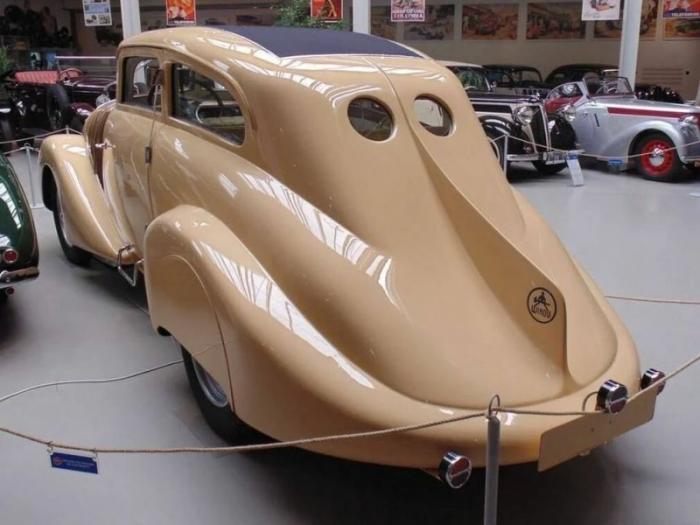 Wikov 35 Kapka — такой автомобиль сложно не заметить