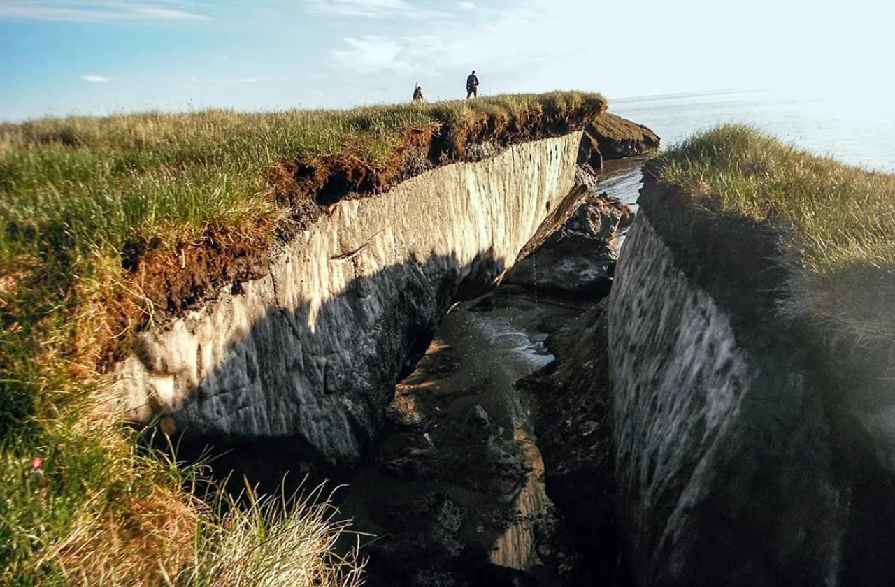 Чем изменение толщины вечной мерзлоты опасно для нас?