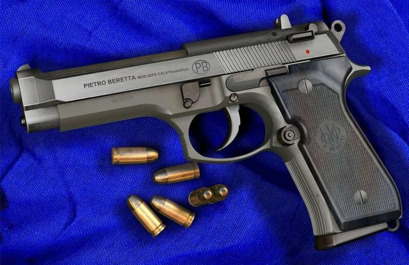 10 самых лучших пистолетов в мире (ФОТО)