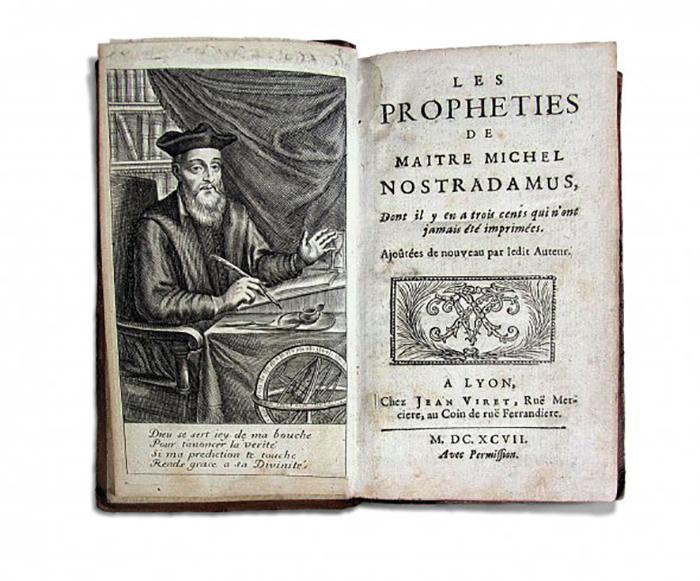 Малоизвестные факты из жизни предсказателя Нострадамуса