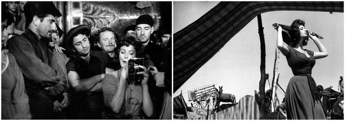 Подборка закулисных снимков со съемочных площадок культовых фильмов