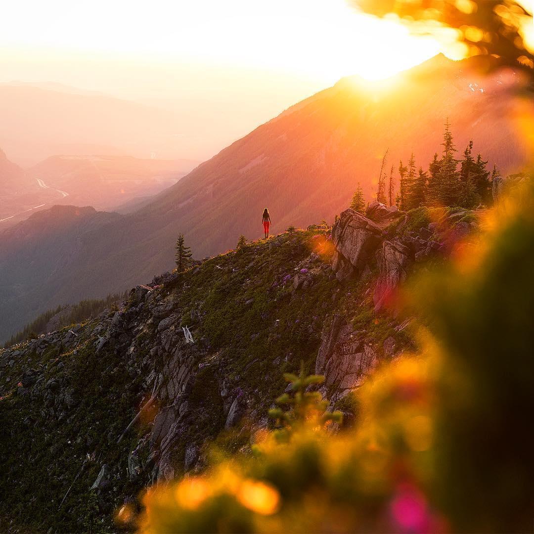 Природа и путешествия на снимках Майкла Матти