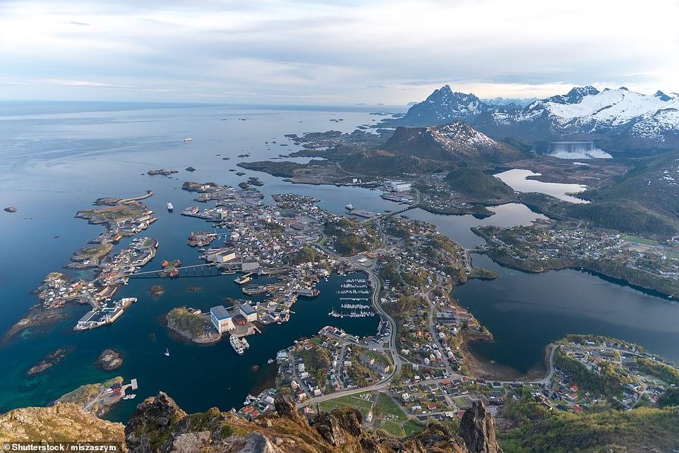 Захватывающие порты мира на снимках