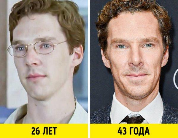 Знаменитые актеры, которым возраст оказался к лицу