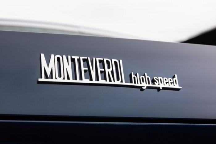 Monteverdi High Speed 375/4 — трансъевропейский экспресс
