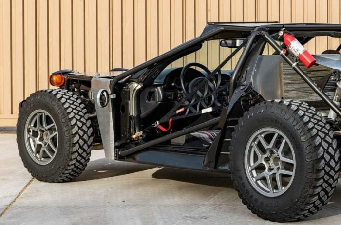 Chevrolet Corvette Buggy — машина для песчаных дюн