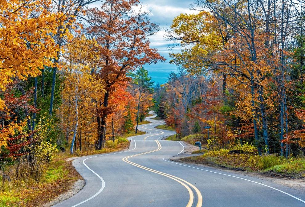 Путешествие по штату Висконсин  (ФОТО)