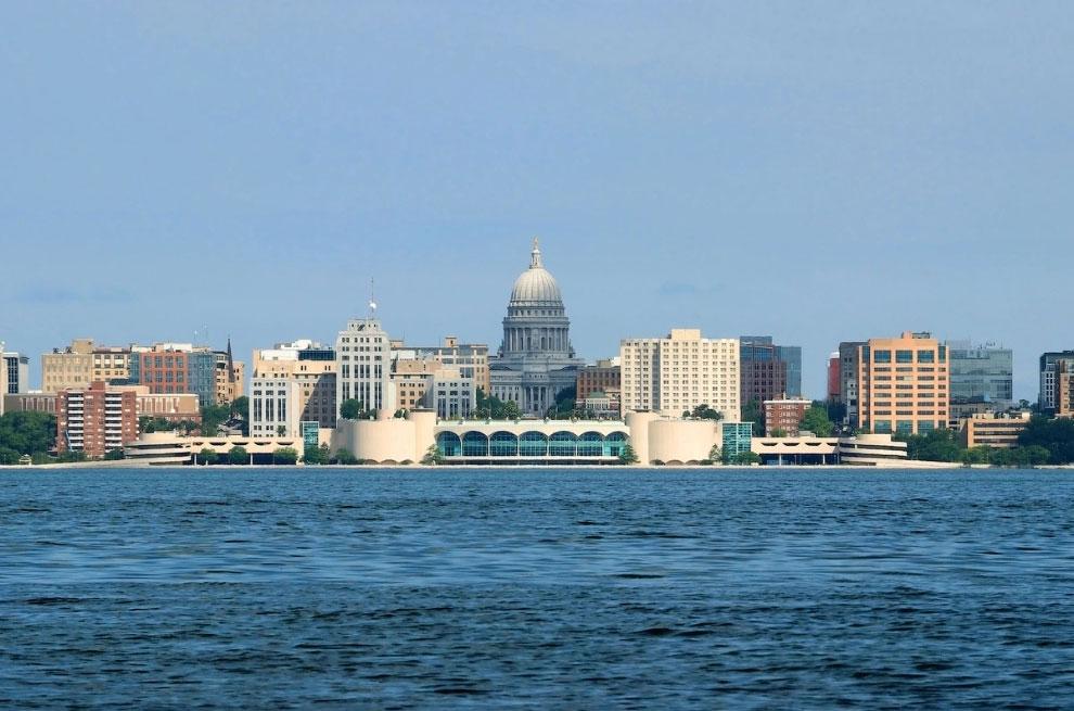 Путешествие по штату Висконсин