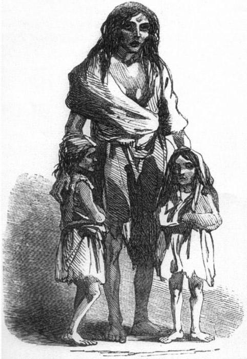 Как ирландцы вернули долг индейцам племени чокто через 200 лет