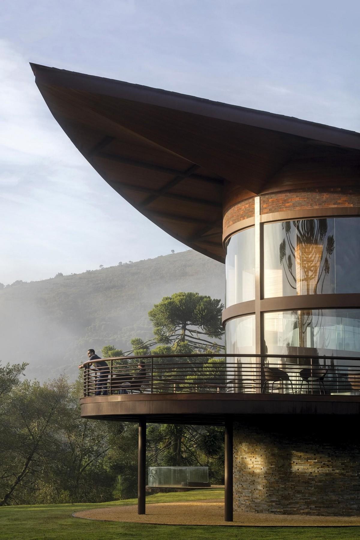 Резиденция Pinhao в Бразилии