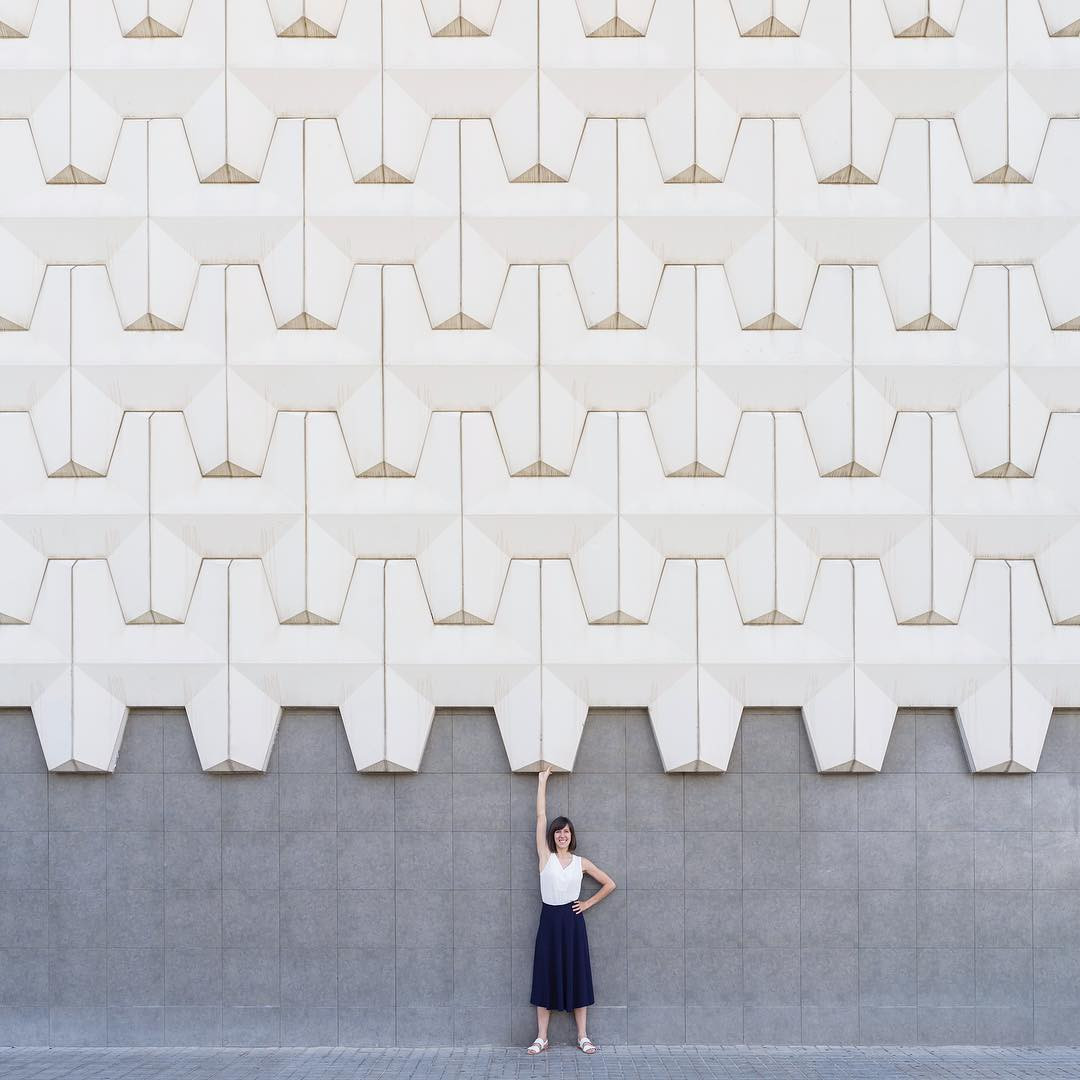 Архитектурные композиции от нескучного испанского дуэта фотографов