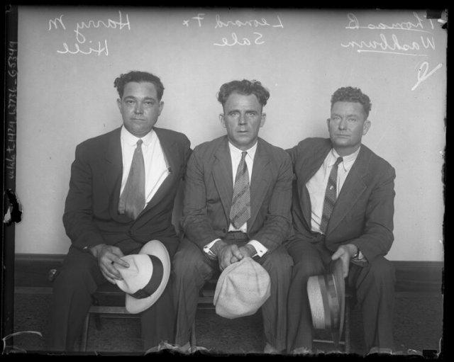Исторические снимки США во времена Сухого закона