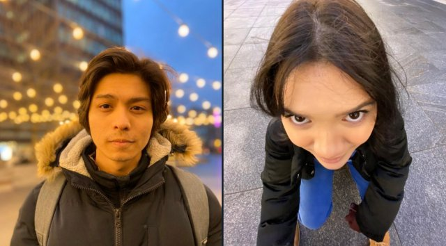 Как парни и девушки фотографируют друг друга (ФОТО)