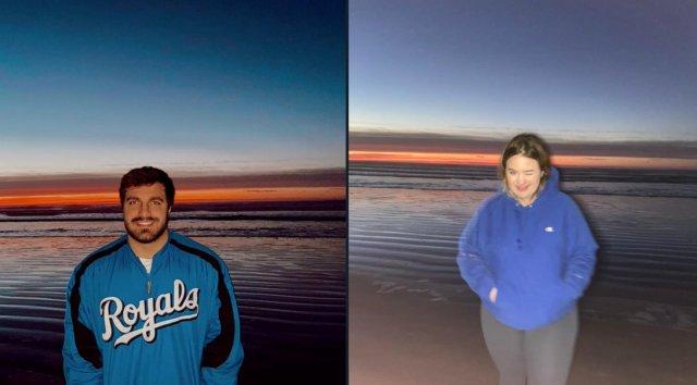 Как парни и девушки фотографируют друг друга