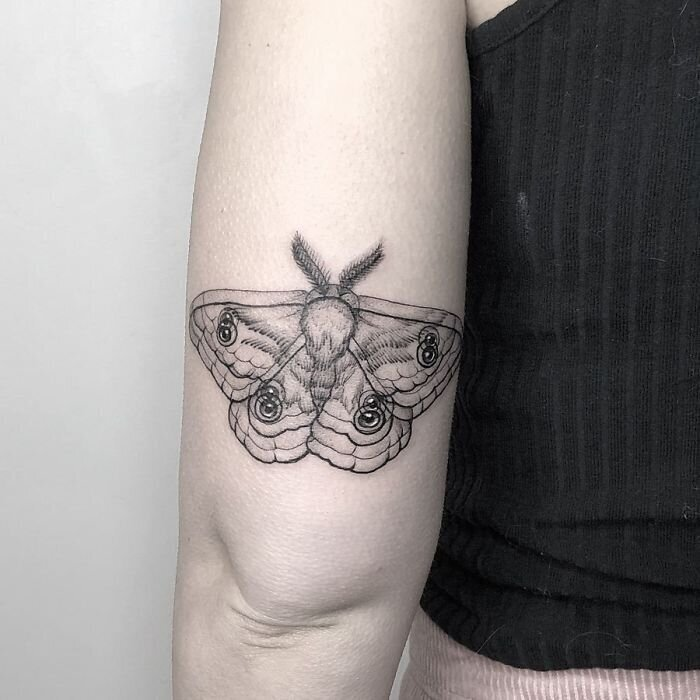Мексиканская художница делает татуировки, от которых двоится в глазах