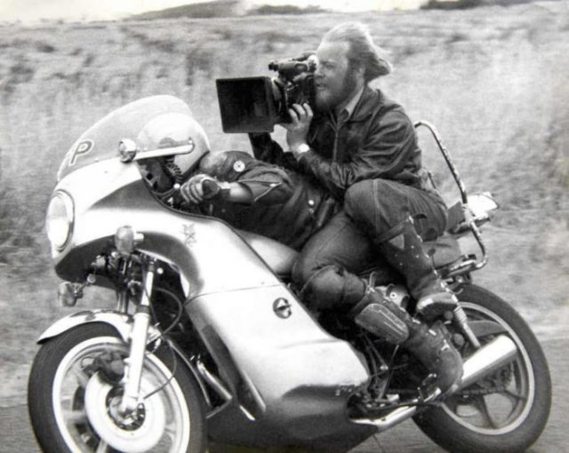 Редкие архивные фотографии про кино