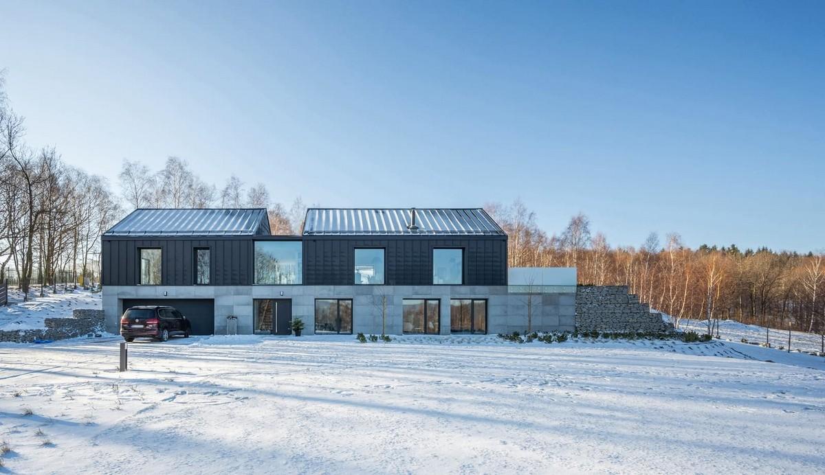 Резиденция в горах Польши