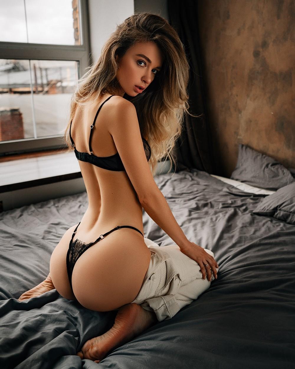 Красивые девушки в нижнем белье (ФОТО)
