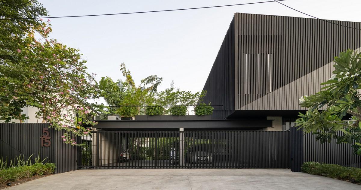 Современная просторная резиденция в Таиланде