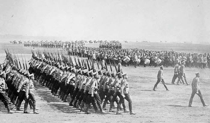 Уклонисты, дезертиры и самострельщики в русской армии времён Первой мировой