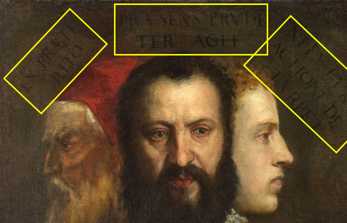 Что скрыто в символах картины Аллегории благоразумия Тициана