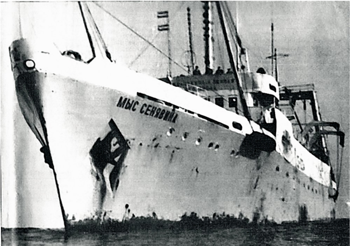 Как советский рыбак спас американских лётчиков в 8-бальный шторм
