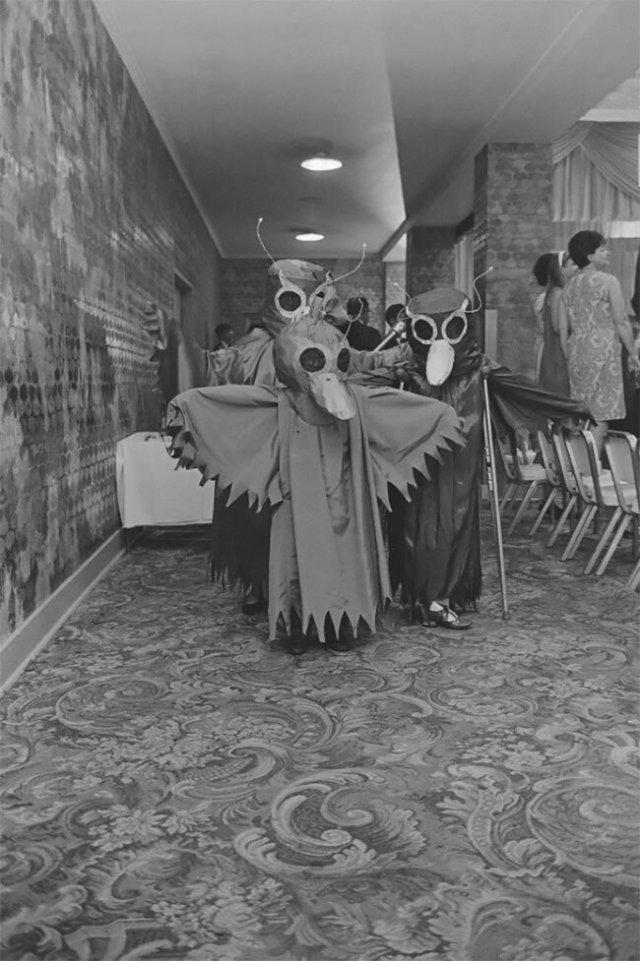 Косплей 1960-х годов на снимках
