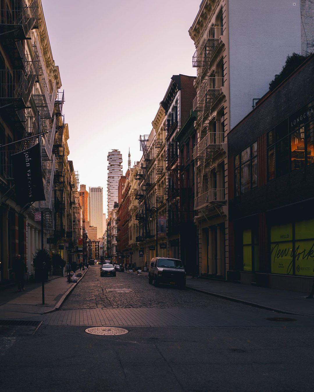Места и путешествия на снимках Сэма Хорина