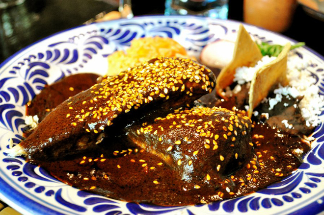 «Bon Appetit!» - популярные и вкусные блюда с разных уголков мира