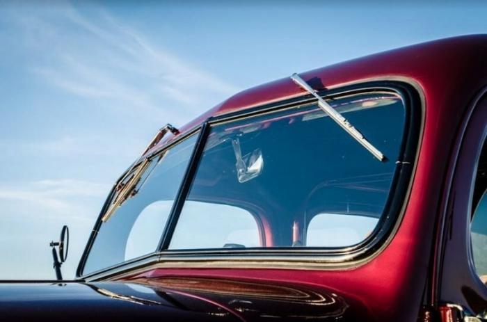 Крутой 70-летний Dodge Power Wagon с мощным двигателем