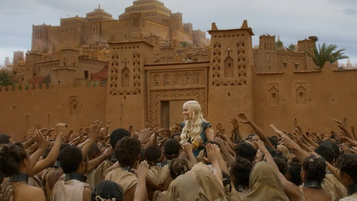 Где находится популярный у киностудий африканский Голливуд