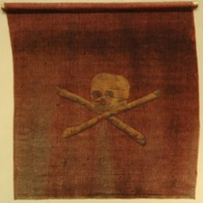 Что изображали пираты на своих флагах в прошлом