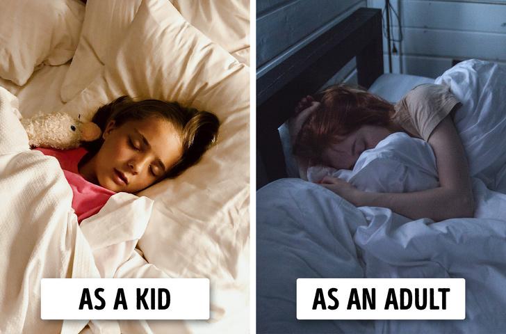 Почему мы не можем спать без одеяла даже в жаркую ночь