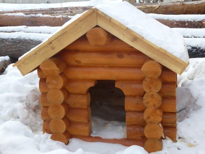 Почему раньше в деревнях строили срубы даже для собак