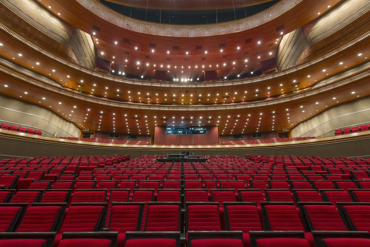 Потрясающие интерьеры оперных театров с точки зрения исполнителей