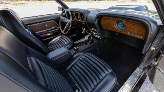 Ford Mustang Boss 429 Пола Уокера выставили на продажу
