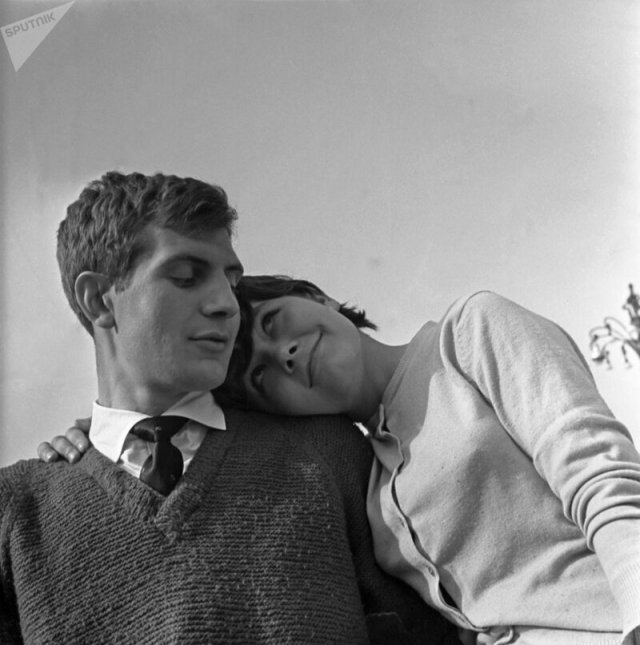 Фотографии времен СССР, навевающие воспоминания