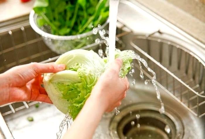 Какие продукты часто моют неправильно