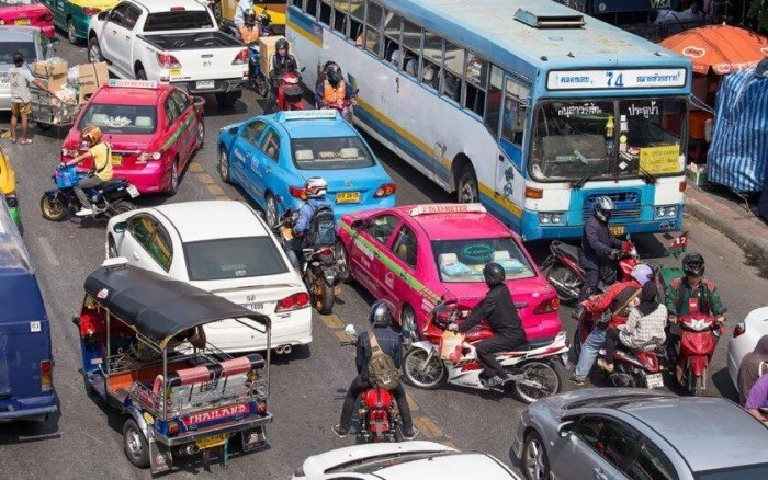 Некоторые особенности, которые могут удивить в Таиланде