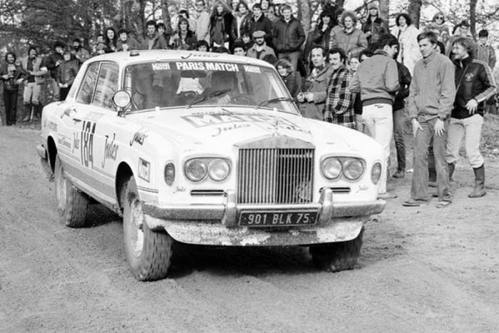Как Rolls-Royce покорял Париж-Дакар