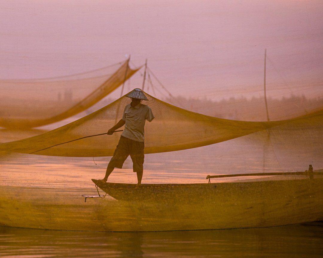 Прекрасный Вьетнам на снимках Чан Туан Вьета