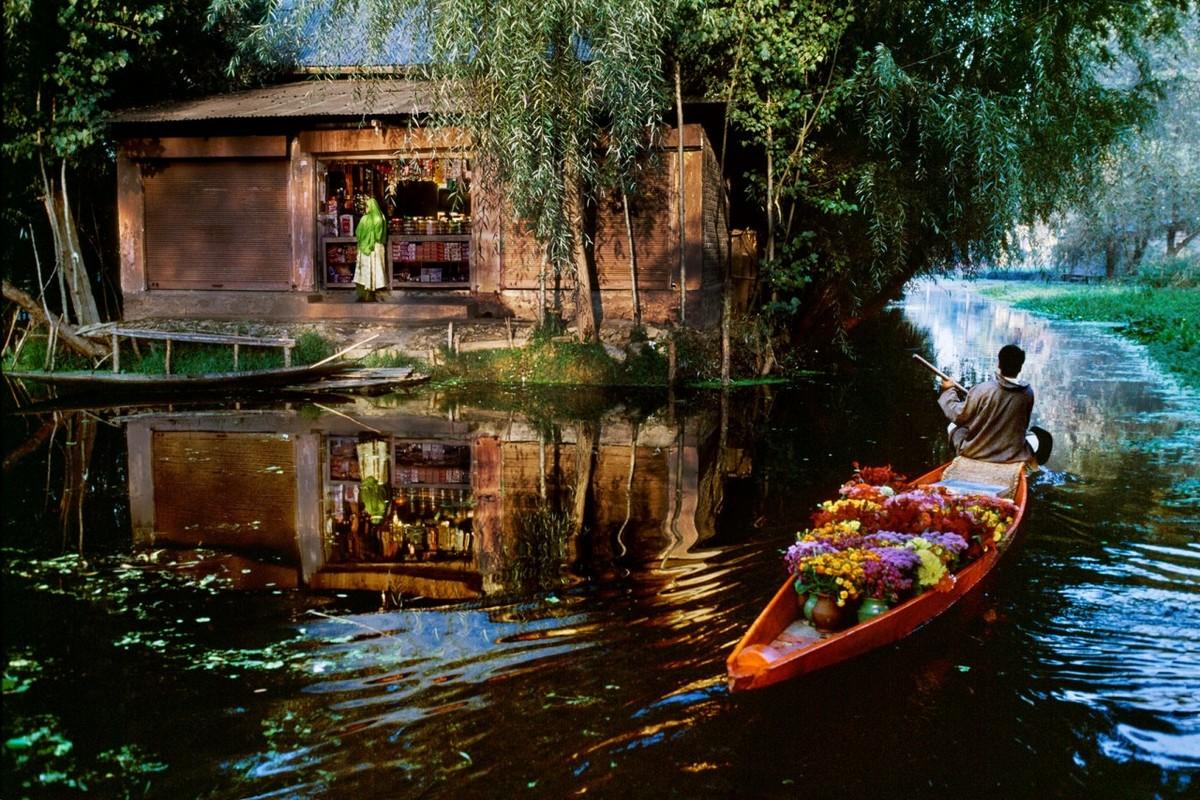 Яркие краски на снимках культового фотографа Стива Маккарри