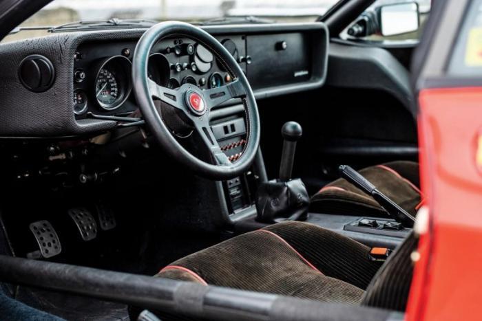 Lancia Rally 037 Stradale — чемпион мира по ралли без полного привода
