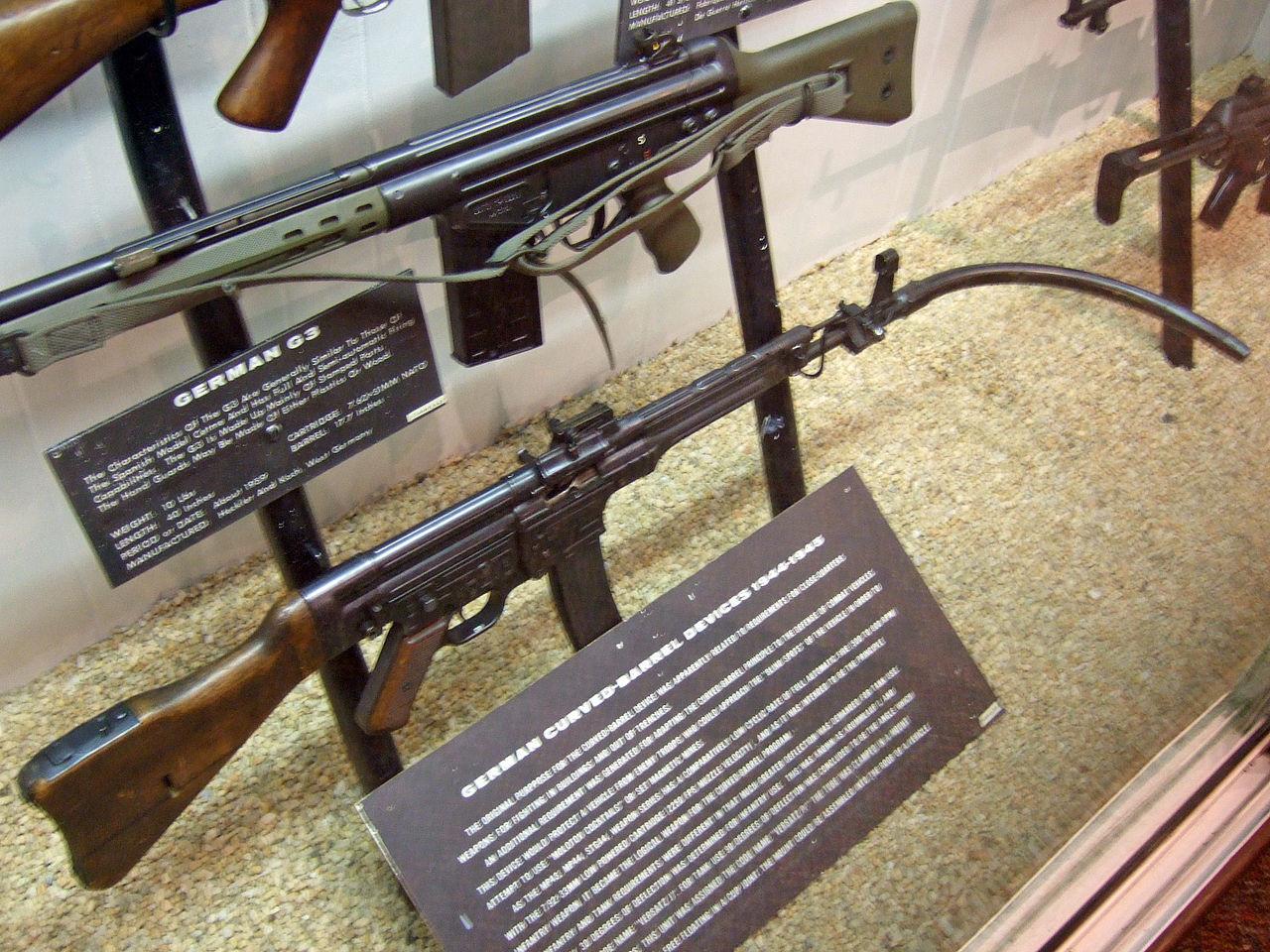 Необычное и причудливое оружие Второй мировой войны