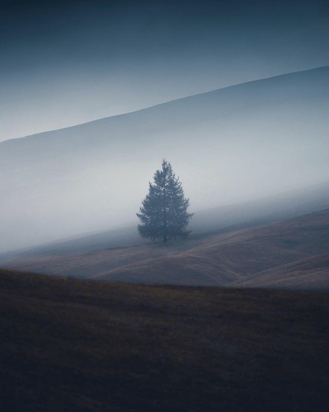 Природа и путешествия на снимках Тобиаса Хэгга