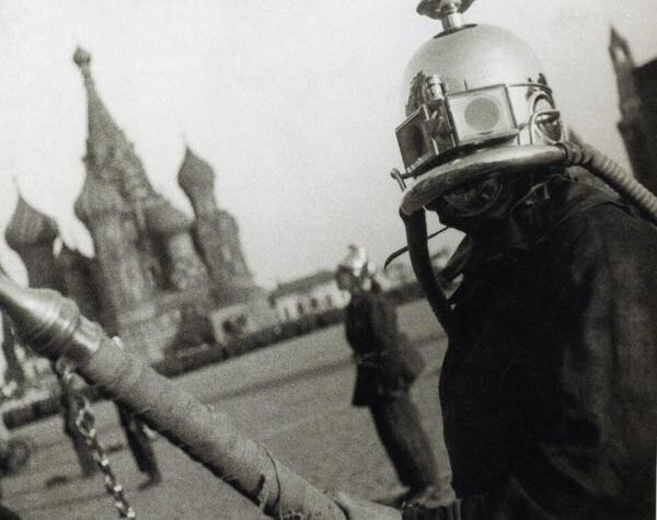 Редие исторические кадры из прошлого