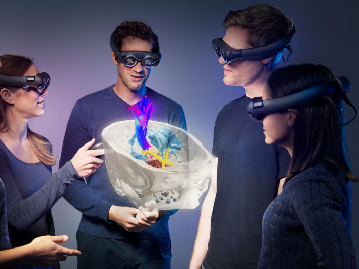 Удивительные современные технологии из новой реальности