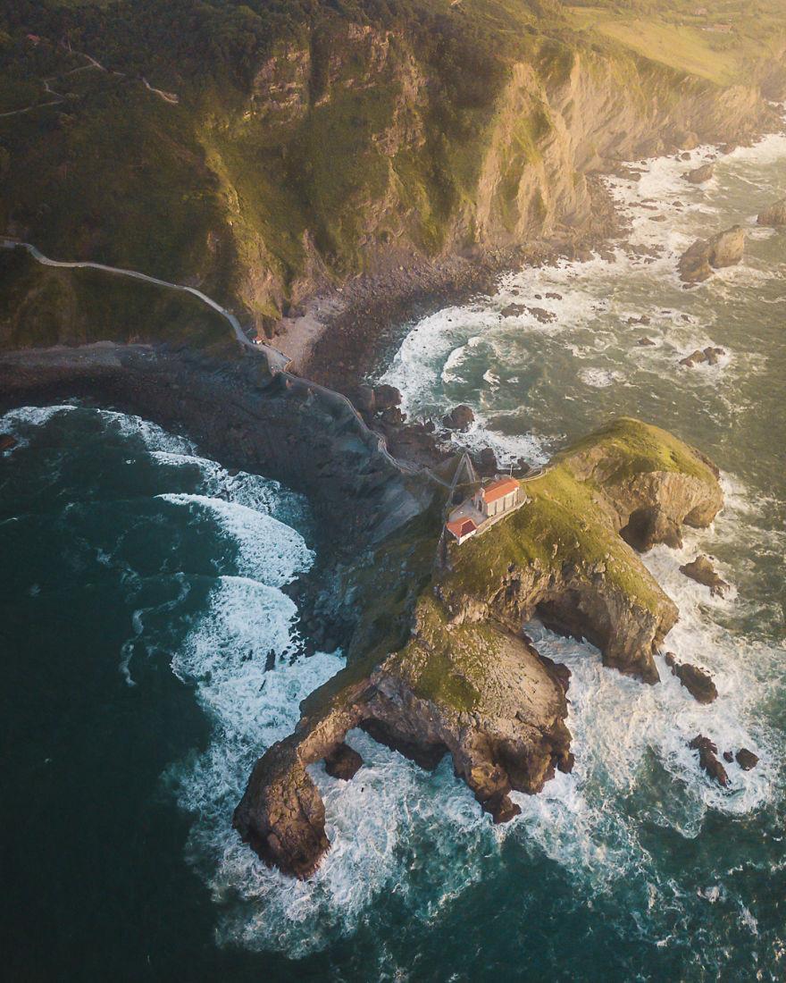Планета с высоты на фотоконкурсе #Aerial2020 от Agora Images