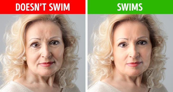Как меняется тело, если начать регулярно плавать