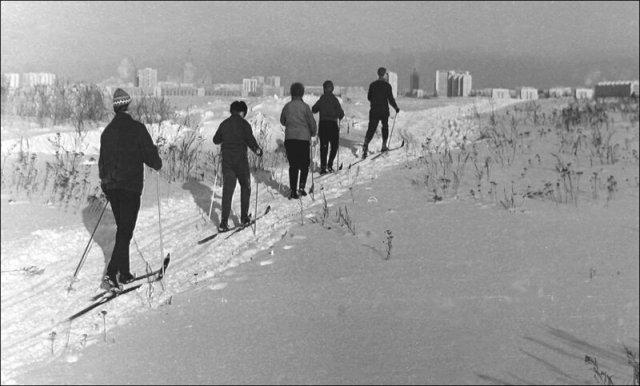 Москва 1960-1980-х годов на снимках